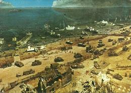 Normandie (France) Debarquement Des Troupes Alliées Sur La Cote Normande, Sbarco Truppe Alleate In Normandia - Guerre 1939-45