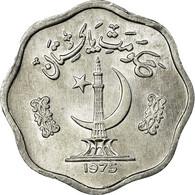 Monnaie, Pakistan, 2 Paisa, 1975, TTB, Aluminium, KM:34 - Pakistan