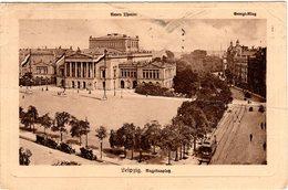 Cartolina Di LIPSIA (Leipizing) Germania - Conservatissima Viaggiata 1913 - Leipzig