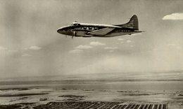 De Havilland DH DOVE    14* 9 CM  SUDAN AIRWAYS - Aviation