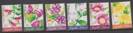 Norfolk Island ASC 794-799 2002 Phillip Island Flowers Part 2, Mint Never Hinged - Norfolk Island