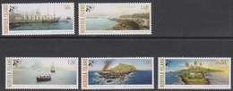 Norfolk Island ASC 939-943 2006 Pitcairn Migration Part II Arrival, Mint Never Hinged - Norfolk Island