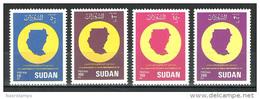Sudan 1990 ( Independence 33rd Anniv. ) - Complete Set - MNH (**) - Soedan (1954-...)