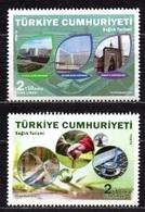 2018 TURKEY HEALTH TOURISM MNH ** - 1921-... République