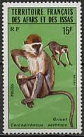 Afars, N° 408 à N° 409** Y Et T - Afars Et Issas (1967-1977)