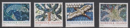 Norfolk Island ASC 1038-1041 2009 Mosaics, Mint Never Hinged - Norfolk Island