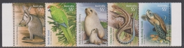 Norfolk Island ASC 1053-1057 2009 Species At Risk, Mint Never Hinged - Norfolkinsel