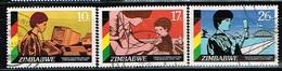 ZIMBABWE /Oblitérés/Used /1985 - Décennie Des Nations Unies Pour Les Femmes - Zimbabwe (1980-...)