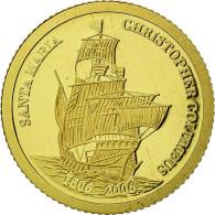 Monnaie, Palau, Columbus, Dollar, 2006, CIT, FDC, Or - Palau