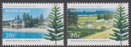 Norfolk Island ASC 1188-1189 2014 Norfolk Is-Australia Joint Issue, Mint Never Hinged - Norfolk Island