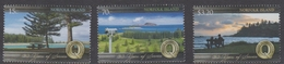 Norfolk Island ASC 1190-1192 2014 Quota Club, Mint Never Hinged - Norfolk Island
