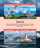 Z08 MOZ190125a Mozambique 2019 Lighthouses Leuchtturm MNH ** Postfrisch - Mozambico