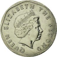 Monnaie, Etats Des Caraibes Orientales, Elizabeth II, 5 Cents, 2008, British - East Caribbean States