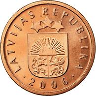 Monnaie, Latvia, 2 Santimi, 2006, TTB, Copper Clad Steel, KM:21 - Lettonie