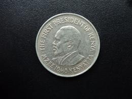 KENYA : 1 SHILLING   1978    KM 14      SUP - Kenia