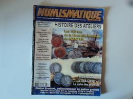 NUMISMATIQUE & CHANGE : Le Mensuel Français Des Collectionneurs De Monnaies Et Papier-monnaie N° 373 * - Français