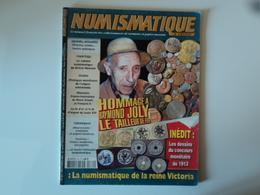 NUMISMATIQUE & CHANGE : Le Mensuel Français Des Collectionneurs De Monnaies Et Papier-monnaie N° 374 * - Frans