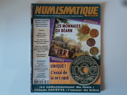 NUMISMATIQUE & CHANGE : Le Mensuel Français Des Collectionneurs De Monnaies Et Papier-monnaie N° 379 * - French