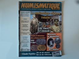 NUMISMATIQUE & CHANGE : Le Mensuel Français Des Collectionneurs De Monnaies Et Papier-monnaie N° 392 * - Französisch