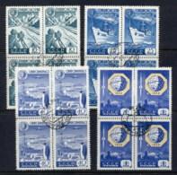 Russia 1959 Intl. Geophysical Year Blk4 CTO - 1923-1991 USSR