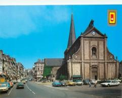 BOULOGNE SUR MER L Eglise St Nicolas Et La Grande Rue 20(scan Recto-verso) MD2584 - Boulogne Sur Mer