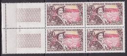 N° 1247 Centenaire Du Rattachement Du Duché De Savoie  : Bloc De 4 Timbres  Neuf Impeccable - Neufs