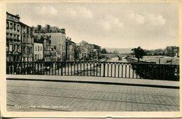 006645  Moselpartie In Metz/ Westmark - Lothringen
