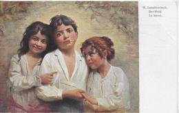 AK 0172  Ismailowitsch , W. - Der Held / Künstlerkarte Um 1911 - Malerei & Gemälde