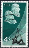 South Africa 1971 - Mi 406 - YT 331 ( Presidents Steyn Et Kruger ) - Afrique Du Sud (1961-...)