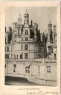 31py 336 CPA - CHATEAU DE CHAMBORD - Chambord