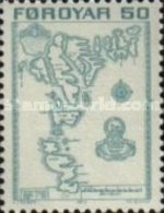 Faroe-Islands - First Definitive Issue -1975 - Faroe Islands