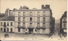 DIEPPE HOTEL DE COMMERCE - Dieppe