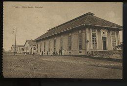 Praia Cabo Verde Hospital - Cap Vert