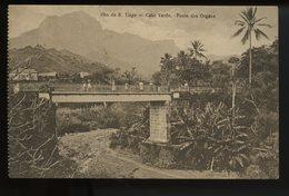 Ilha De S Tiago Cabo Verde  Ponte Dos Orgaos - Cap Vert