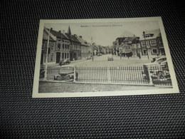 Assche  Asse   Gemeenteplaats En Steenweg - Asse