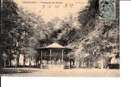 71 - Charolles - Square Saint Nicolas - Charolles