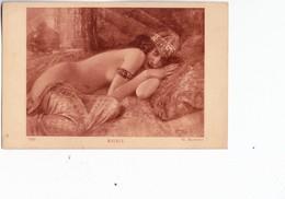 SALON De PARIS - NU FEMININ -BALKIS Par G. BUSSIERE - BRAUN Et Cie  N° 7097 - CARTE PEU COMMUNE - - Peintures & Tableaux