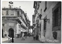 Capua (Caserta). Corso Appia. - Caserta