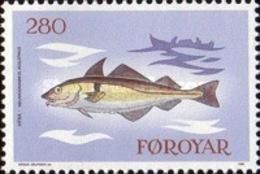 USED STAMPS Faroe-Islands - Fishing Industry -1983 - Faroe Islands