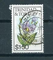 1983 Trinidad&Tobago Flowers,blümen $1.50 Used/gebruikt/oblitere - Trinidad En Tobago (1962-...)