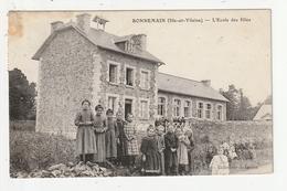 BONNEMAIN - L'ECOLE DES FILLES - 35 - France