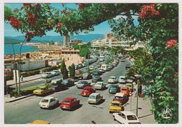 83 - FREJUS PLAGE - Boulevard De La Libération - Ed. MAR N° 10930 - Voitures Coccinelle Vw Ds R16 R6 ... - Frejus