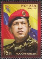 2014. Russia, Ugo Chaves, President Of Venezuela, 1v, Mint/** - Ongebruikt