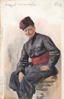 AK - GALIZISCHER VOLKSTYP - (Kunstkarte Konstanty Kietlicz-Rayski) 1910 - Ukraine