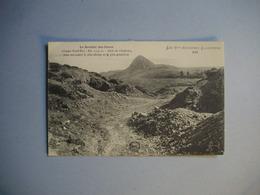 LE GERBIER DES JONCS  - 07  -  Côté De L'Ardèche  -  Aspect Nord Est  -  ARDECHE - Autres Communes