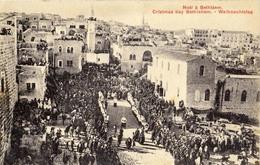 ISRAEL - BETHLEEM - Jour De Noel - Christmas Day - CPA De L'Union Postale Universelle (UPU) - SUP - Israele
