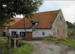 SINT-KWINTENS-LENNIK (Vl.-Brabant) - Molen/moulin - Slagvijvermolen In 2013. Fraaie Kleurenkaart Van Vroegere Watermolen - Lennik