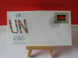Nations Unies > Office De Genève - Malawi - 23.9.1983 - FDC 1er Jour - Office De Genève