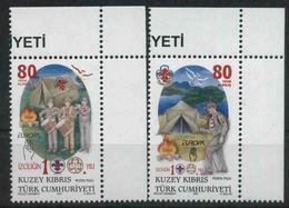2007 Cipro Del Nord, Europa, Serie Completa Nuova (**) - Nuovi