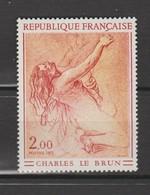 France  1973   N° 1742  Neuf X X   Tableau Le Brun - France